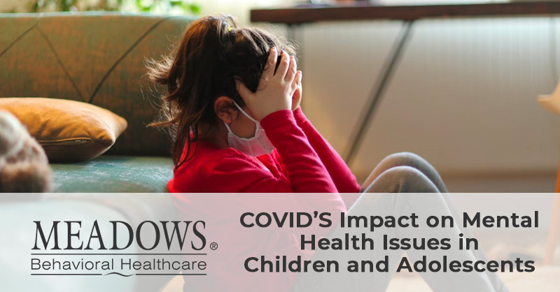 Covid's impact on children and adolescents
